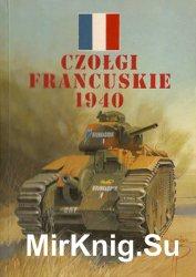 Czolgi Francuskie 1940