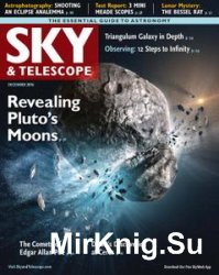 Sky & Telescope – December 2016