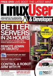 Linux User & Developer — № 171 2016