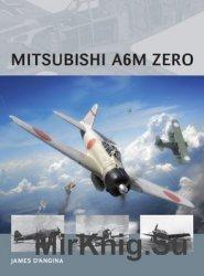Mitsubishi A6M Zero (Osprey Air Vanguard 19)