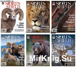 Sports Afield - 2016 Full Year Issues Collection