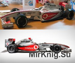 McLaren MP4/24 (2009) Lewis Hamilton