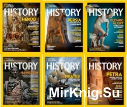 National Geographic History - 2016 Full Year Issues Collection