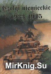 Czolgi Niemieckie 1933-1945