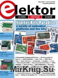 Elektor Electronics №3-4 2016