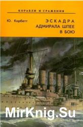 Эскадра адмирала Шпее в бою