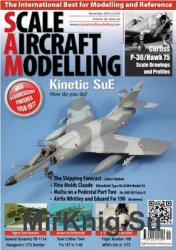 Scale Aircraft Modelling 2016-11