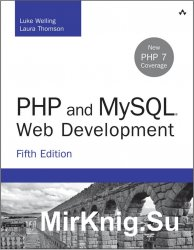 PHP and MySQL Web Development (5th Edition)