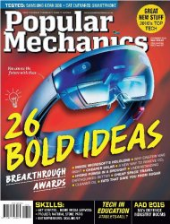 Popular Mechanics SA — November 2016