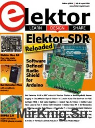 Elektor Electronics №7-8 2016