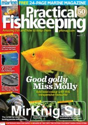 Practical Fishkeeping November 2016