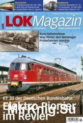 Lok Magazin 2016-11