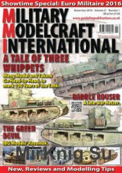 Military Modelcraft International 2016-11