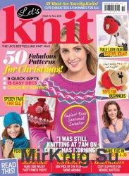 Let's Knit №112, November 2016