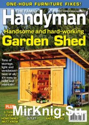 The Family Handyman №560 - July-August 2015