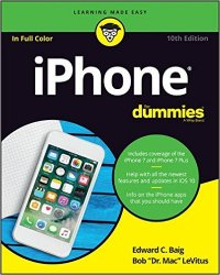 iPhone For Dummies, 10th Edition