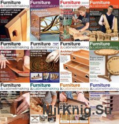 Furniture & Cabinetmaking. Архив за 2016 год