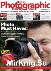 British Photographic Industry News November 2016