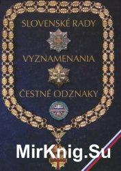 Slovenske Rady Vyznamenania Cestne Odznaky