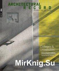 Architectural Record - November 2016