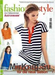 Maschen-Style Sonderheft - fashion & style SY009, 2015