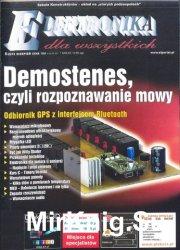 Elektronika Dla Wszystkich №8 2016