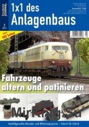 Eisenbahn Journal 1x1 des Anlagenbaus 2016-02