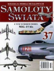 MiG-15 bis (Samoloty Swiata 37)