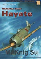 Nakajima Ki-84 Hayate (Kagero Monographs 18)