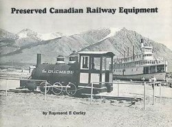 Preserved Canadian Railway-Equipment