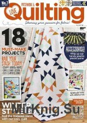 Love Patchwork & Quilting №41 2016