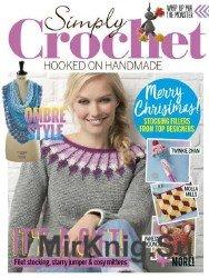 Simply Crochet №51 2016