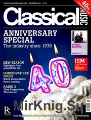 Classical Music - September 2016