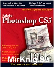 Adobe Photoshop CS5 Bible