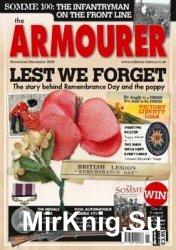 The Armourer Militaria Magazine 2016-11/12