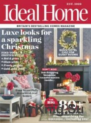Ideal Home UK - December 2016