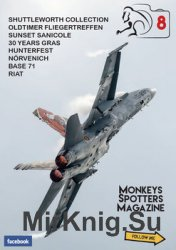 Monkeys Spotters Magazine №8