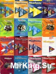 New Headway (Все уровни книги, аудио )