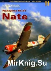 Nakajima Ki-27 Nate (Kagero Monographs 11)