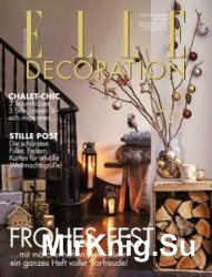 Elle Decoration Germany - November/Dezember 2016