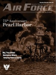 Air Force Magazine №11 2016