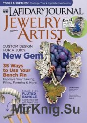 Lapidary Journal Jewelry Artist - Volume 70 №6 2016