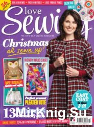 Love Sewing Issue 33 2016