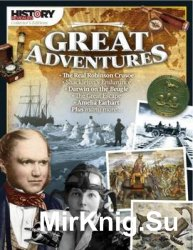 Great Adventures (History Revealed Collector's Edition 2016)