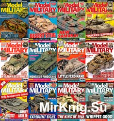 Model Military International все выпуски за 2016 год