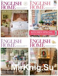 The English Home №1-12 2016