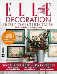 Elle Decoration UK - December 2016