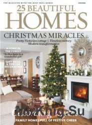 25 Beautiful Homes - December 2016