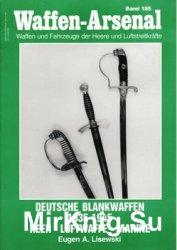 Deutsche Blankwaffen 1935-1945: Heer, Luftwaffe, Marine (Waffen-Arsenal 185 ...