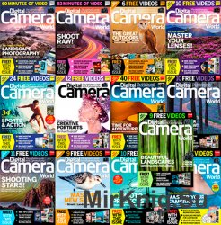 Digital Camera World все номера за 2016 год + спецвыпуск